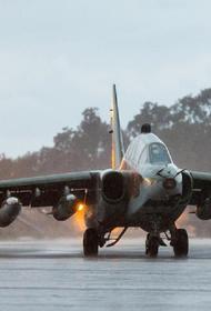 Минобороны Армении опубликовало фото своего «сбитого Турцией» истребителя Су-25