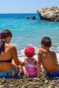 Летом на кубанских курортах отдохнуло почти 30 тысяч детей