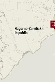 Про сбитый азербайджанский вертолет, упавший на территории Ирана