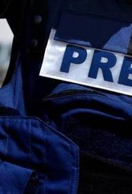 Азербайджанские военные подстрелили французского журналиста