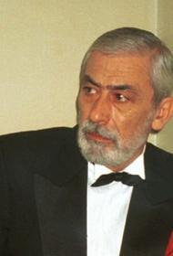 Предвыборный список партии Саакашвили возглавил Вахтанг Кикабидзе