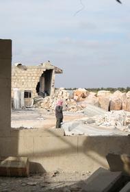 Сирийские журналисты сообщают, что на севере страны прогремел взрыв