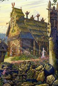 Викинги в мире Конана. Нордхеймские королевства Хайбории