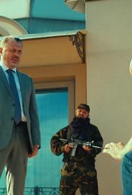 Политика в кино: «Врата в рай», «Шугалей» и «Частная война»