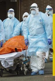Европейские страны бьют антирекорды по заболеваемости COVID-19