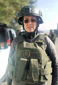 Певица Юлия Чичерина «застряла» в зоне конфликта в Нагорном Карабахе и попала под обстрел беспилотников