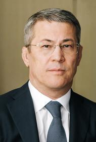 Пациентка коронавирусной больницы пригласила главу Башкирии «поспать рядом с собой»