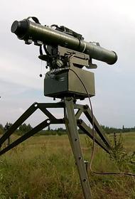 Украина поставит Азербайджану противотанковые комплексы