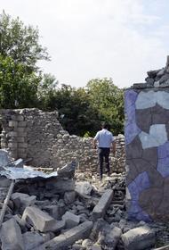 Алиев:  Азербайджан освободил семь сел в Карабахе