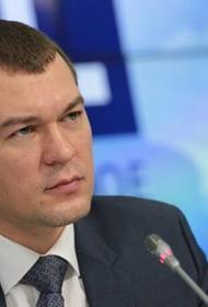 Михаил Дегтярев поручил организовать конкурс на должность главы Минздрава