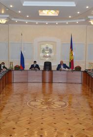 В ЗСК обсудили, как ускорить процесс возведения ВОПов в муниципалитетах