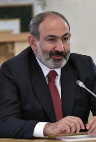 Пашинян готов обсудить введение российских миротворцев в Карабах