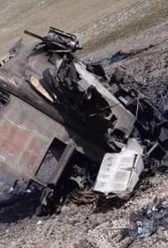 Азербайджанские войска потеряли в Карабахе три истребителя и два танка