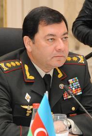 В Азербайджане арестован начальник генштаба Наджмеддин Садыхов. Его обвиняют в госизмене