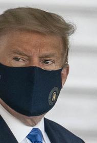 Трамп готов вернуться из больницы в Белый дом