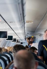 Жителю Саратова грозит до 15 суток ареста за курение в туалете самолета