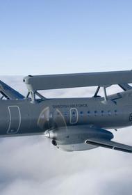 Российский истребитель перехватил военные самолеты Швеции и Германии над Балтикой