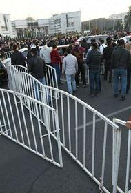 Во время беспорядков в столице Киргизии пострадали 16 человек