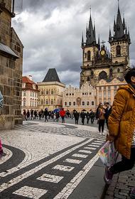 Власти Чехии вновь установили режим чрезвычайной ситуации из-за COVID-19