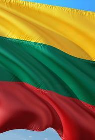 Литва отозвала посла в Минске