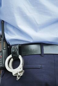 В Санкт-Петербурге задержали медика, угрожавшего оружием женщине и ребенку