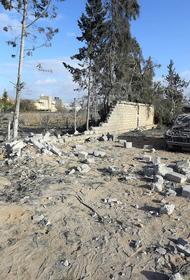 Al-Marsad: мощный взрыв произошел на складе боеприпасов в Триполи