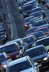 Больше половины федеральных дорог Кубани не отвечают трафику