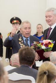 Собянин подписал распоряжение о матпомощи к годовщине Битвы под Москвой