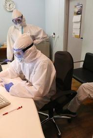Врачи московских поликлиник и КТ-центров снова работают на износ