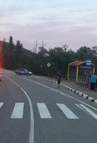 Гибдд: Молодая девушка сбила 8-летнего мальчика под Геленджиком