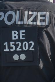 В Берлине задержан захвативший отделение банка мужчина