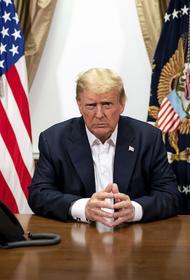 Трамп планирует выступить с телеобращением к нации