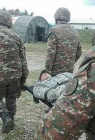 Армия Азербайджана предприняла новое наступление на южном фланге Карабахского фронта