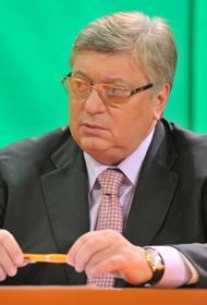 РБК сообщает о возможной отставке ректора МГИМО Анатолия Торкунова