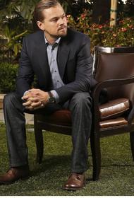 45-летний голливудский актер Леонардо Ди Каприо готовится стать отцом