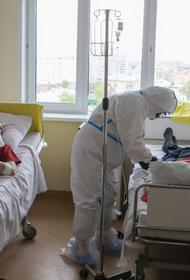 Антирекорд: В Москве за сутки госпитализировано 1049 человек с COVID-19