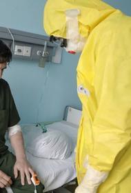 В Москве за сутки 4 тыс 82 человека заболели COVID-19