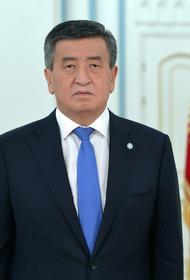 ЦИК Киргизии объявил недействительными итоги парламентских выборов