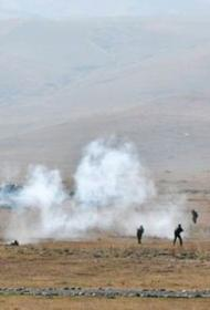 Армянские войска перешли в контрнаступление на севере Карабаха