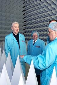 Собянин открыл уникальный испытательный комплекс  на базе «ВНИИЭМ»