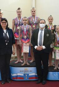 Акробаты Кубани выиграли награды национального чемпионата