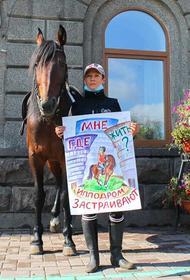 Застройщики угрожают существованию старейшего в регионе иркутского ипподрома