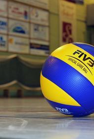Матчи волейбольного клуба АСК планируют перенести из-за COVID-19
