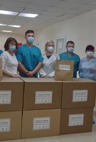 Генконсульство Республики Корея во Владивостоке организовало акцию «100 обедов для врачей»