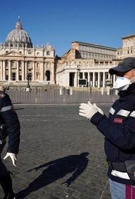 В Италии режим ЧС из-за распространения COVID-19 продлят до 31 января