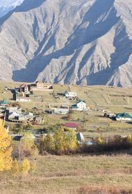 Сотрудники ФСБ и МВД выехали в Агульский район Дагестана, где недавно в горах взорвался неустановленный снаряд