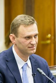 В МВД сообщили о ходе проверки инцидента Навального