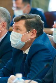 Вице-спикер парламента Челябинской области рассказал о приоритетах в работе
