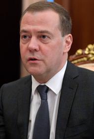 Медведев призвал «Единую Россию» «не борзеть»
