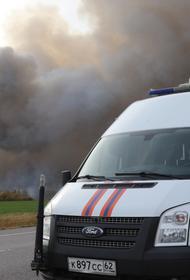 Жительница военного городка под Рязанью рассказала, как с ребенком спасалась от взрывов